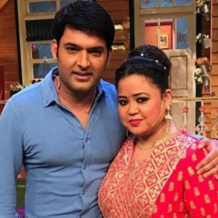 Kapil Sharma, Bharti Singh and Krushna's 'goofy' VIDEOS from The Kapil Sharma Show sets will make you ROFL