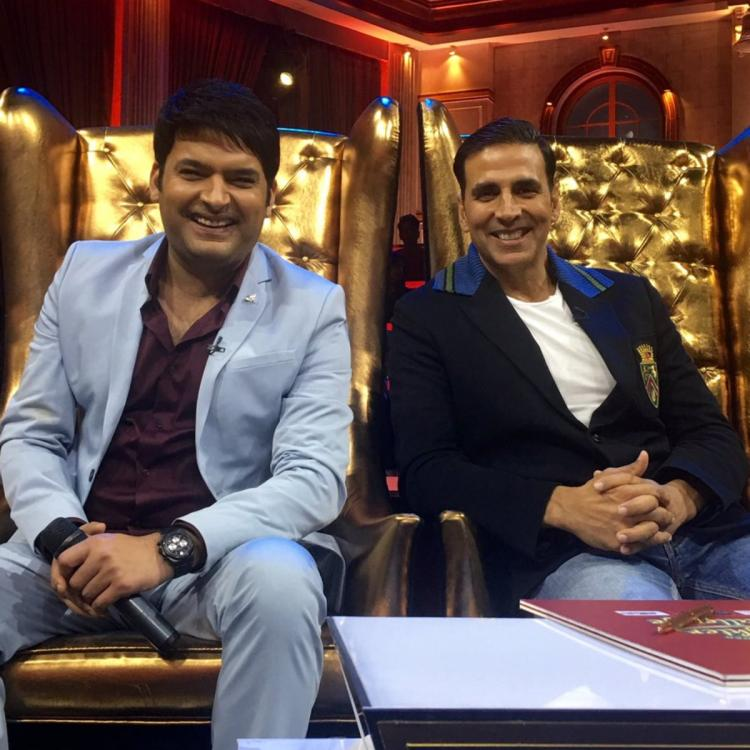 Kapil Sharma is all hearts for Akshay Kumar as the actor says his film promotions are incomplete without TKSS