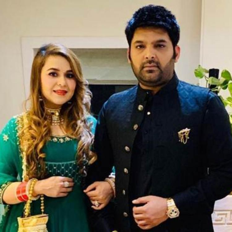 Kapil Sharma OPENS UP about participating in Nach Baliye with wife Ginni Chatrath
