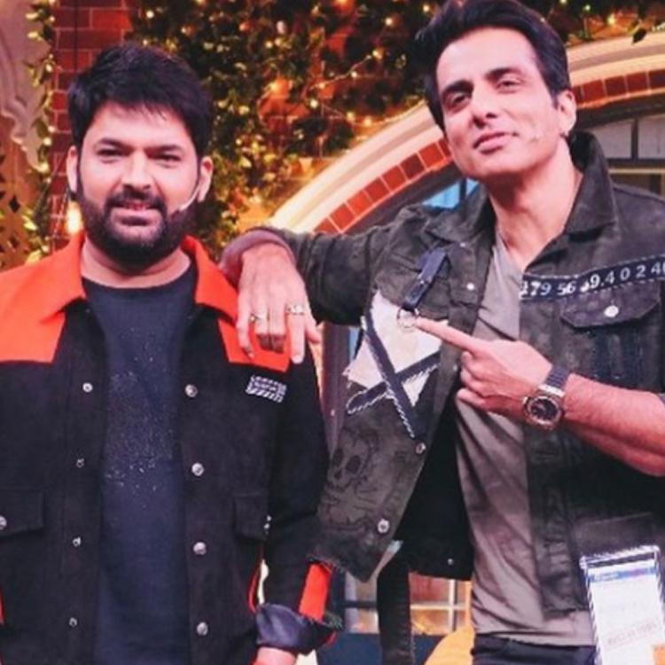 Kapil Sharma pens a nice birthday wish for Sonu Sood: Keep inspiring the world with your noble work