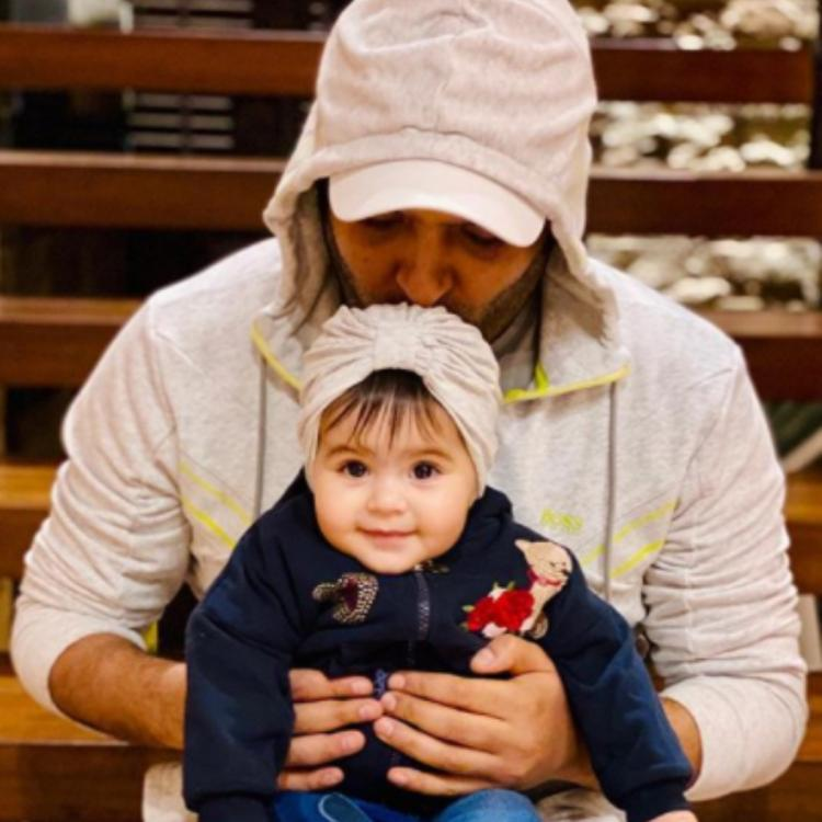 Kapil Sharma pens a note for Anayra on Daughter's Day