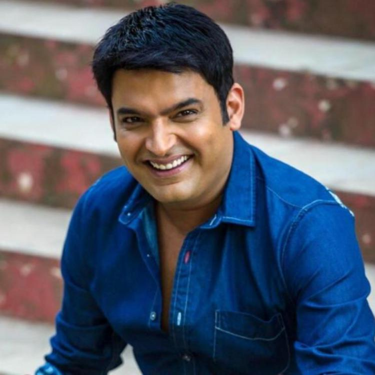 Kapil Sharma REVEALS he wants to do more films; Says 'I wish to explore serious roles'