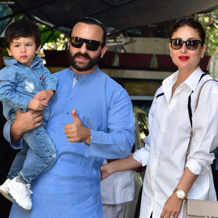 Kareena Kapoor Khan gets candid about her lockdown moments; Reveals Saif and Taimur enjoyed baking at home