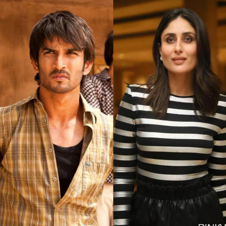 Kareena Kapoor Khan gets trolled for taking a jibe at Sushant Singh Rajput in a THROWBACK interview