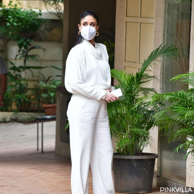 Kareena Kapoor Khan nails her all white outfit