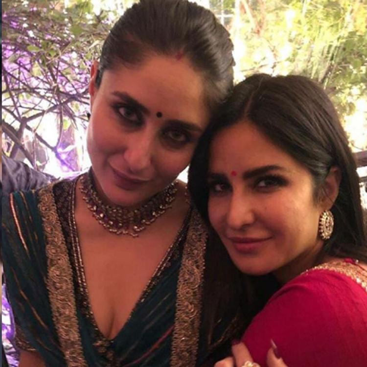 Kareena Kapoor Khan shares a special birthday post for Katrina Kaif; Wishes her 'love and happiness forever'