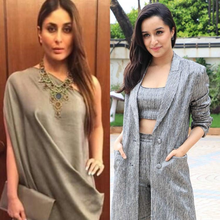 Kareena Kapoor Khan to Shraddha Kapoor: 7 Celeb approved ways to wear grey & match your style with the weather