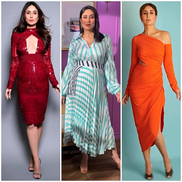 5 Times Kareena Kapoor Khan proved that mid length dresses were made to turn heads