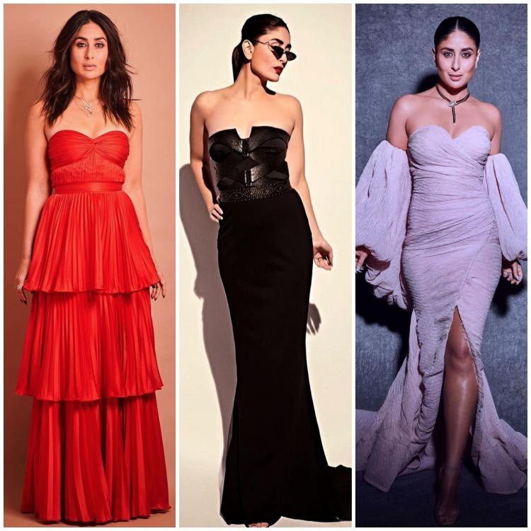 6 Times Kareena Kapoor Khan captured our hearts and proved that strapless dresses will never let anybody down