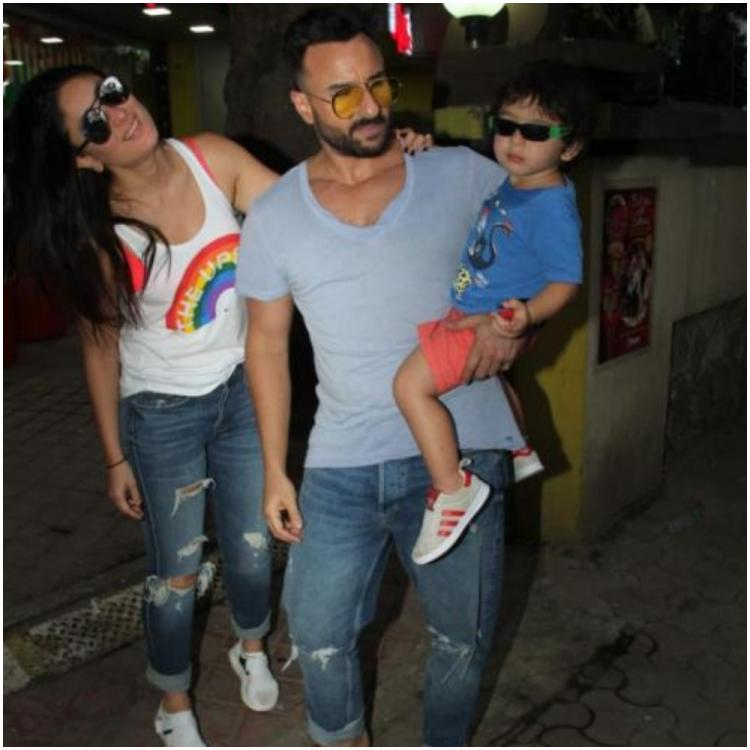 Kareena Kapoor Khan REVEALS how she spends her evenings with hubby Saif Ali Khan and son Taimur Ali Khan