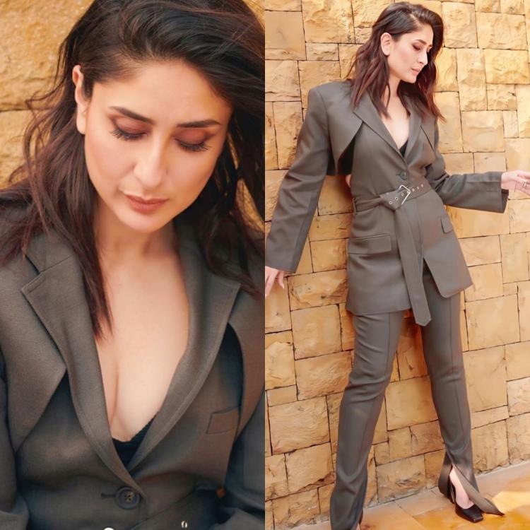 Kareena Kapoor Khan takes the classic pantsuit to a whole new level in Peter Do; Yay or Nay?