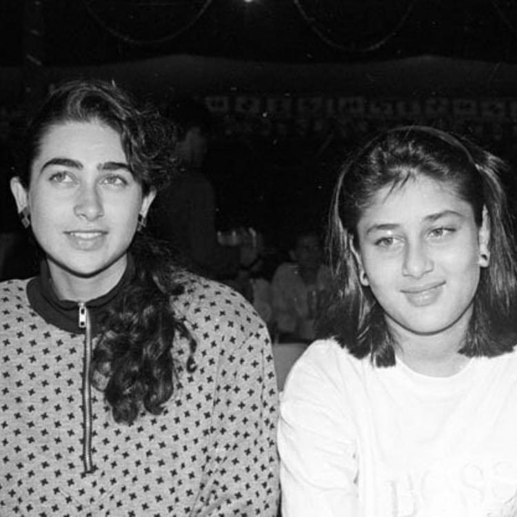 Kareena Kapoor Khan and Karisma Kapoor's throwback pictures will brighten up your Sunday mood amid lockdown