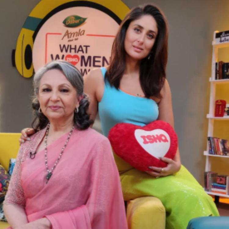 Kareena Kapoor Khan says Sharmila Tagore always included her in family; Reveals she is yet to see the newborn