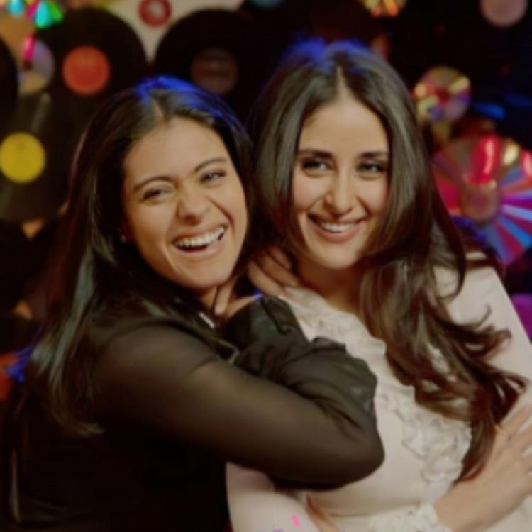 Kareena Kapoor Khan sends heartiest wishes to Kajol on her birthday by sharing a throwback PHOTO
