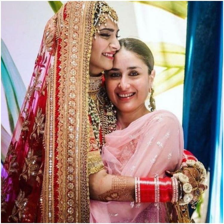 Kareena Kapoor Khan time travels to Sonam Kapoor's wedding as she wishes her 'veere for life' on her birthday