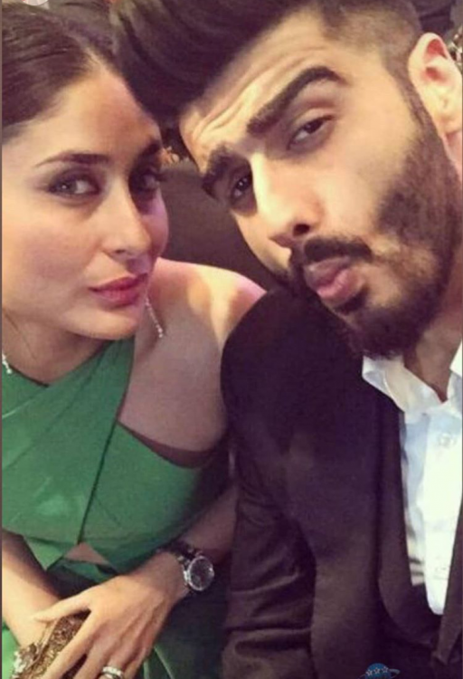 Kareena Kapoor Khan trolls Arjun Kapoor for not cracking 'the pout' as she sends across birthday wishes; PHOTO