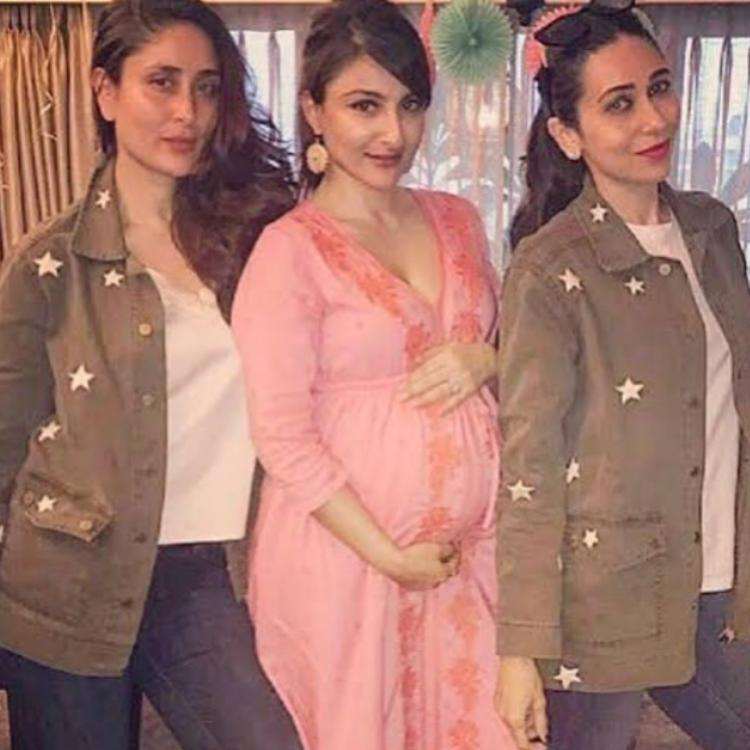 Kareena Kapoor Khan twins with sister in throwback photo as Soha Ali Khan sends birthday wishes to Karisma