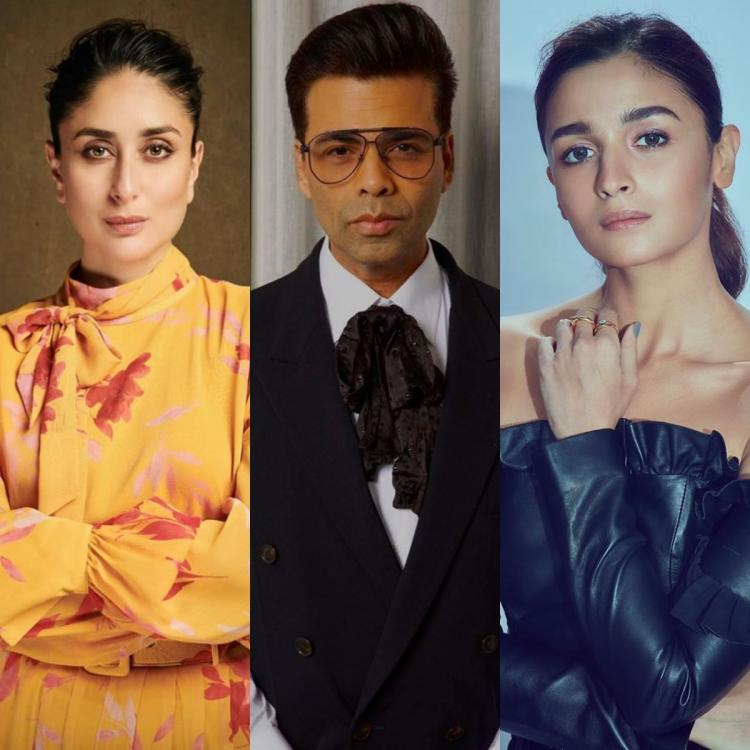 Kareena Kapoor Khan and Karan Johar have THIS to say on Alia Bhatt and Ranbir Kapoor's marriage