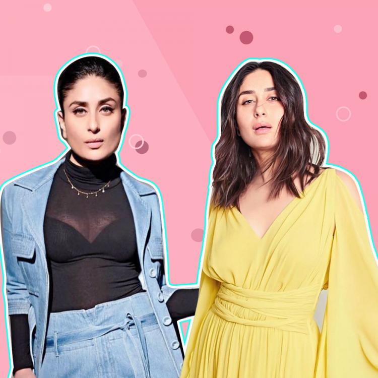 Kareena Kapoor Khan's promotional wardrobe for Good Newwz is all things trendy and classic; Check it out