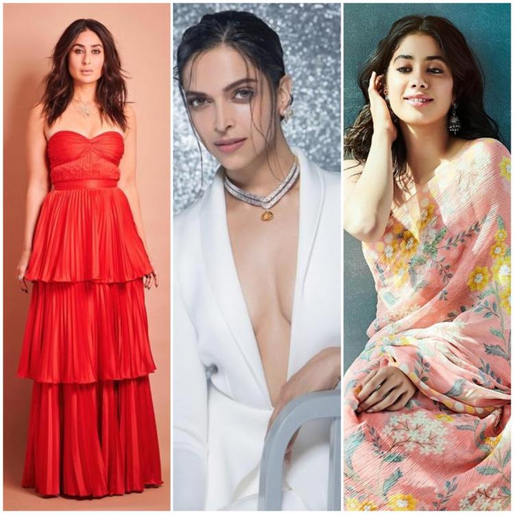 Kareena Kapoor Khan, Deepika Padukone, Janhvi Kapoor : Best dressed celebrities of the week