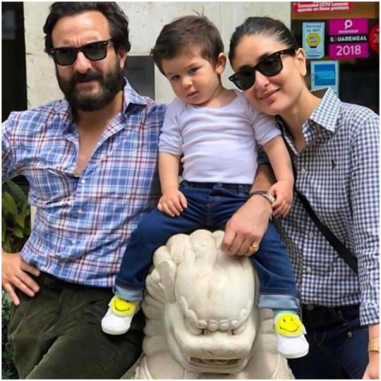 Kareena Kapoor Khan on sending Taimur to boarding school: The life we have in the movies might push us