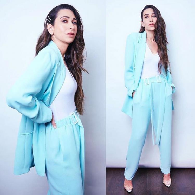 Karisma Kapoor shows that age is just a number as she makes a trendy statement in Edeline Lee; Yay or Nay