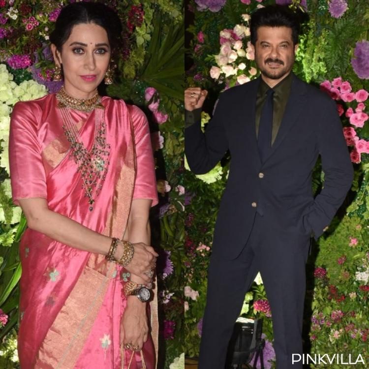 PHOTOS: Karisma Kapoor, Anil Kapoor, Shanaya Kapoor & family arrive at Armaan Jain's wedding