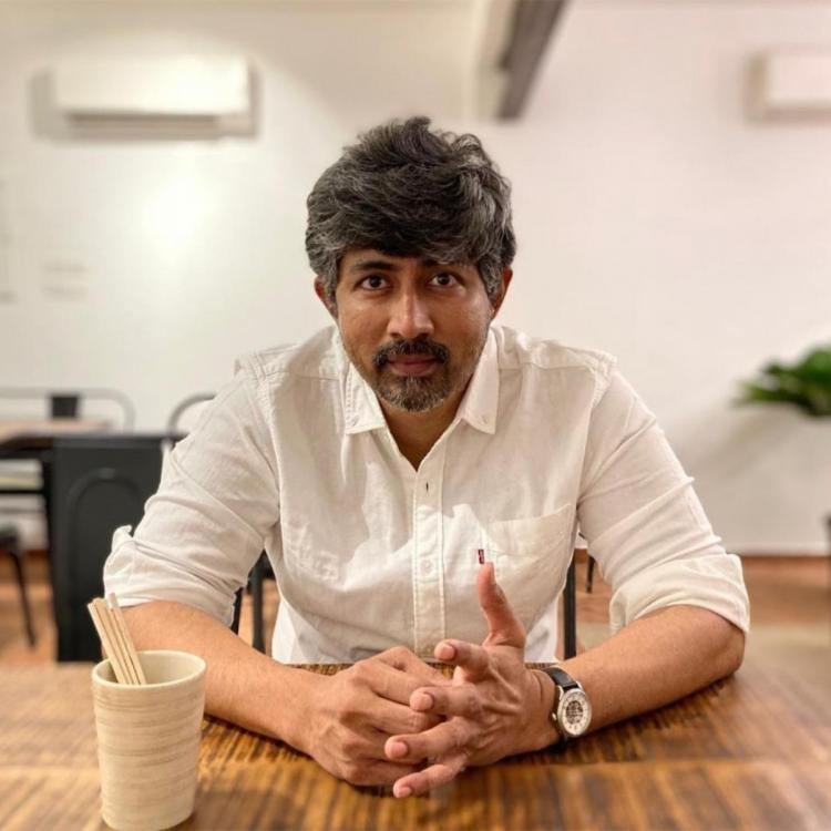 Karthik Kumar gives the perfect reply to online troll who tried to put down his ex wife Suchitra