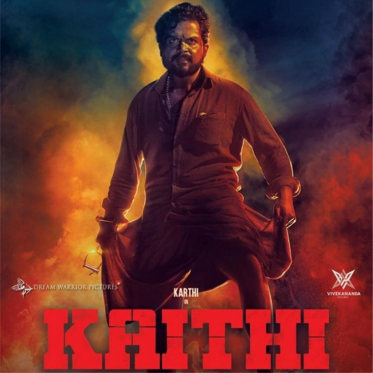 Karthi's Kaithi to get a special screening at the International Indian Toronto Film Festival