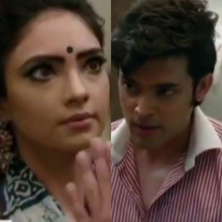 Anurag ask Nivedita to help him know the truth about Prerna and Komolika's agreement