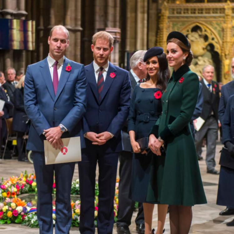 Kate Middleton, Prince William REACT to Meghan Markle & Prince Harry's Christmas card featuring Archie