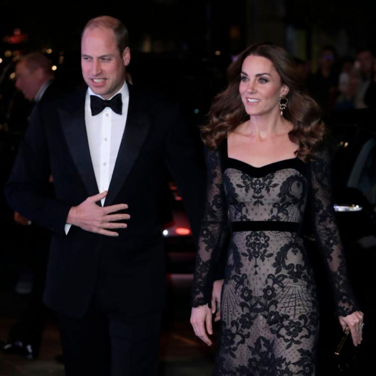 VIDEO: Kate Middleton gets AWKWARD as Prince William tries to indulge in some PDA