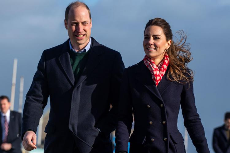 Queen Elizabeth,Prince Philip,Kate Middleton and Prince William,Hollywood