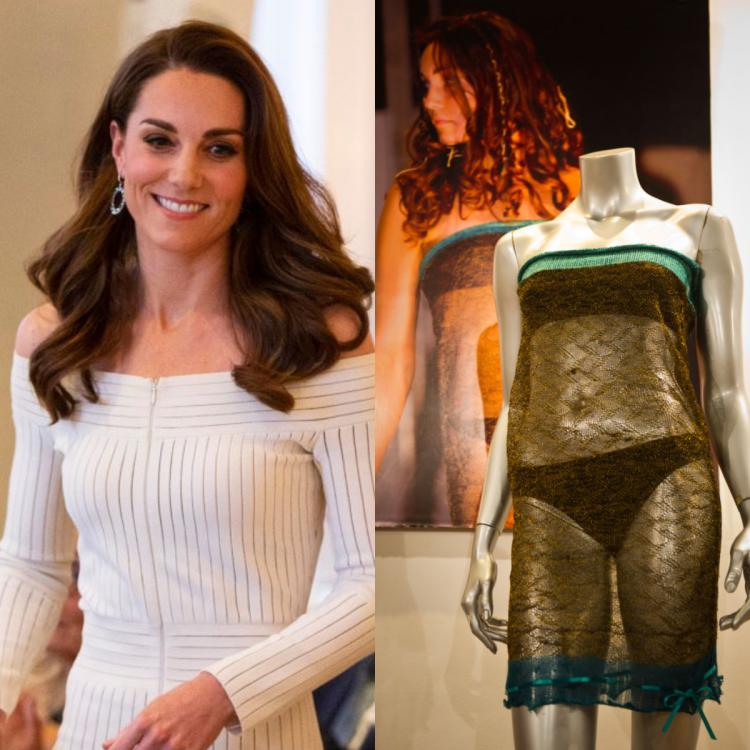 THIS is the dress Kate Middleton wore while modelling when Prince William first saw her