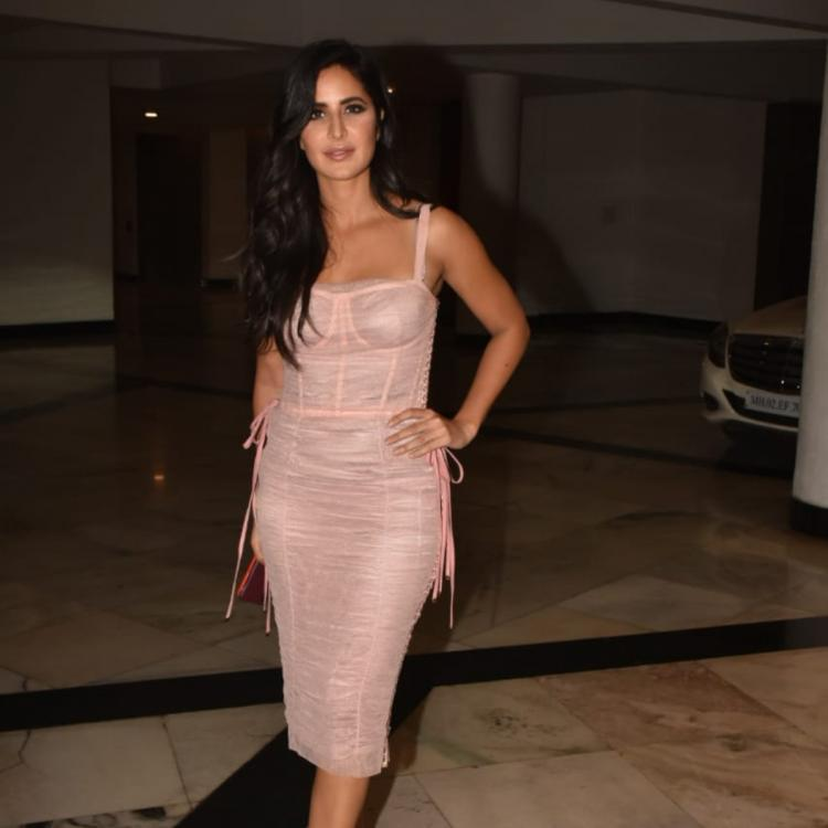 Katrina Kaif's post outfit for Lakme Fashion Week's after party at Manish Malhotra's was worth Rs. 2.2 lakh?