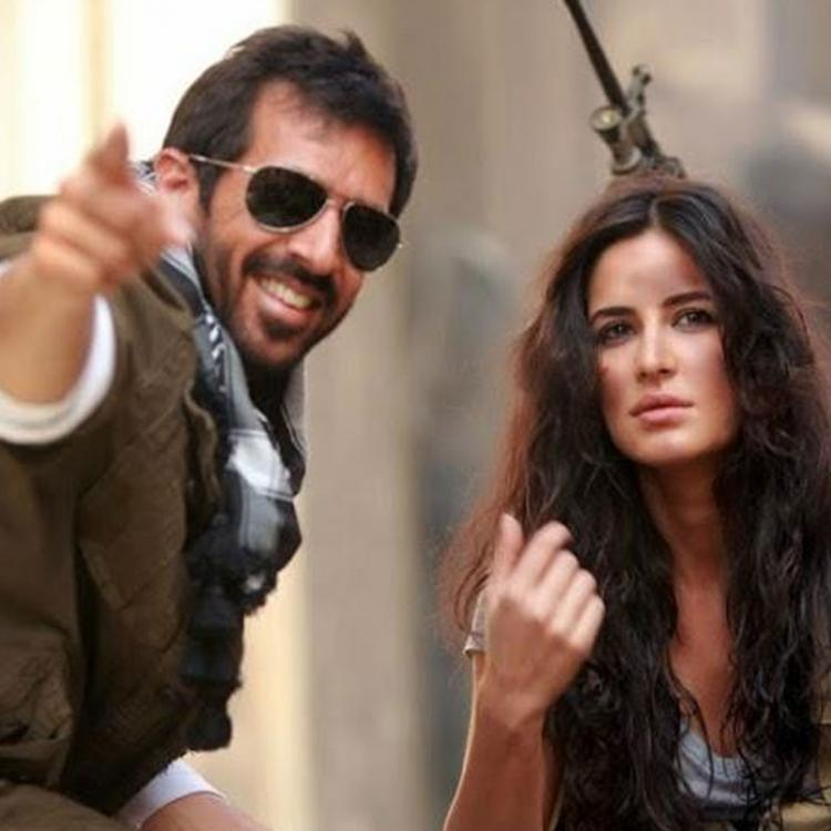 Katrina Kaif posts a sweet message on Kabir Khan's birthday; Wishes him 'all the love, adventure and joy'