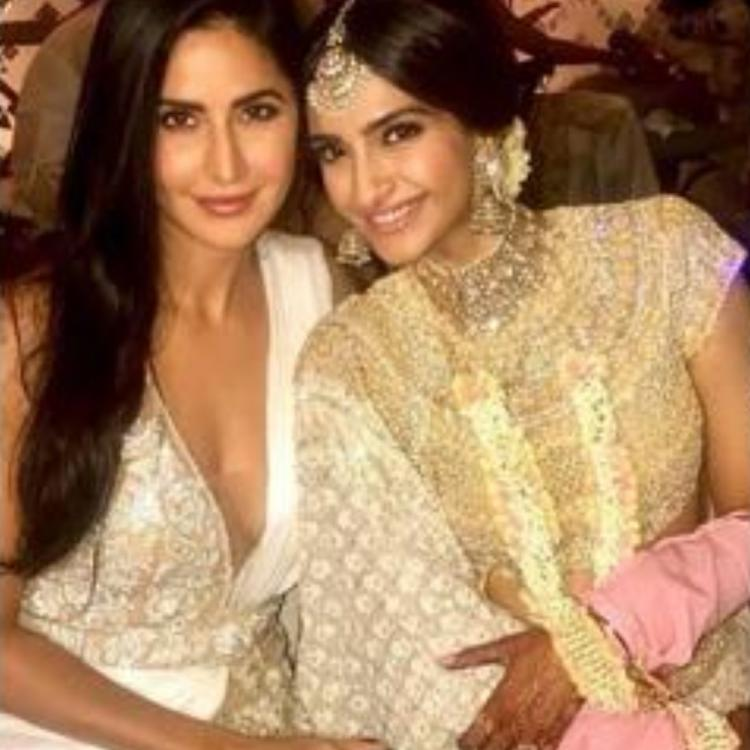 The Zoya Factor: Katrina Kaif spills the beans on her lucky charm in a video shared by Sonam K Ahuja; WATCH