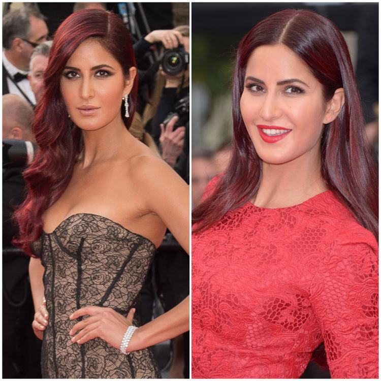 When Katrina Kaif made her debut at the Cannes Film Festival with red hair and left the world talking