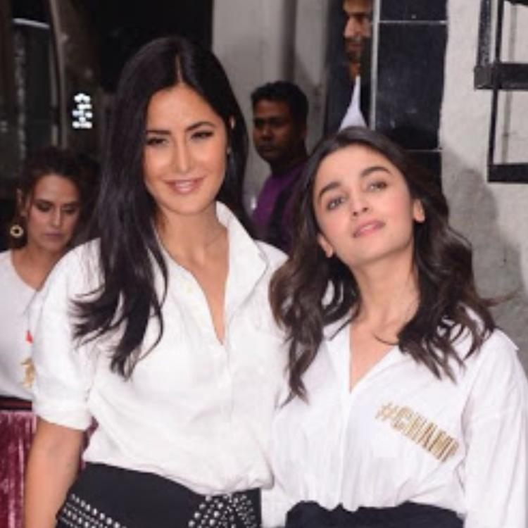Katrina Kaif's elated reaction to Alia Bhatt testing negative for COVID 19 is all about good vibes
