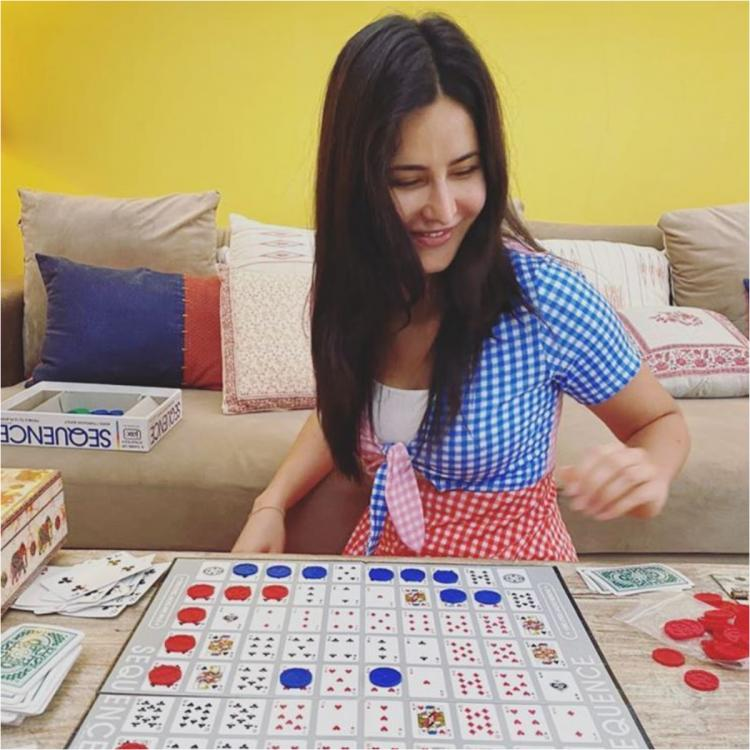 Katrina Kaif dresses up for her playdate in a printed dress by Asos Yay or Nay