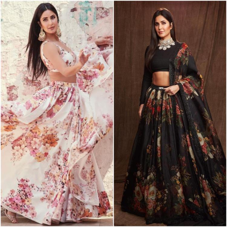 Katrina Kaif has a love affair with her floral attires and we have enough proof