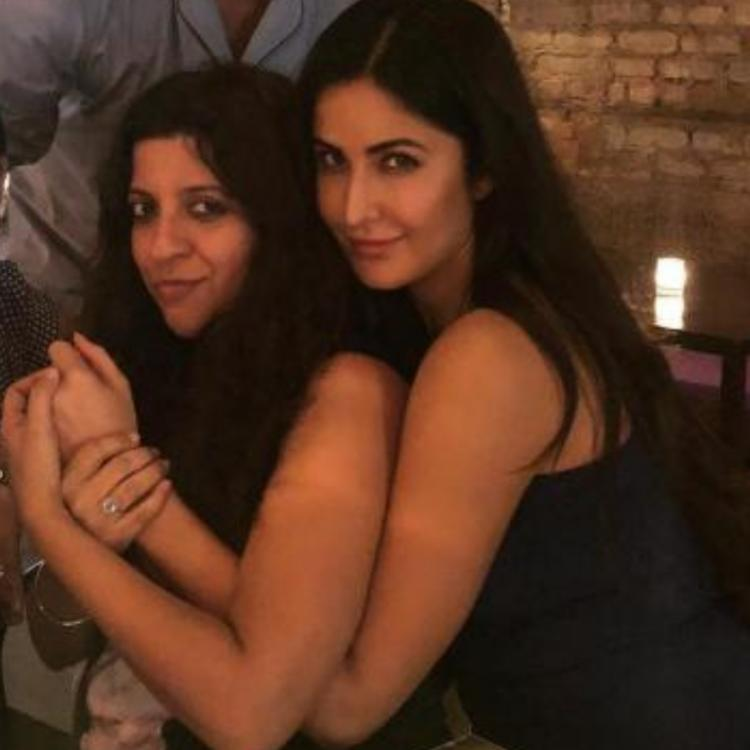 Katrina Kaif and Zoya Akhtar