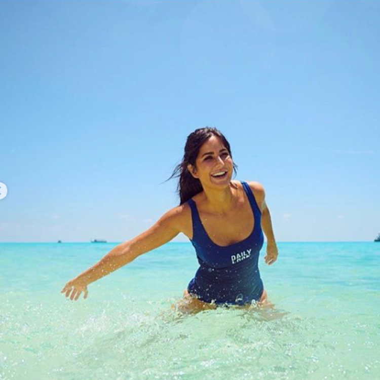 Katrina Kaif shares her sizzling throwback photos in a monokini her Mexico vacay; Check it out