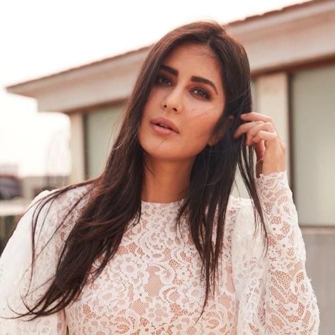 Katrina Kaif keeps it chic in an all white lace Rasario outfit: Yay or Nay?
