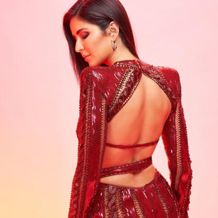Katrina Kaif sizzles in a backless Julien Macdonald gown: Yay or nay?