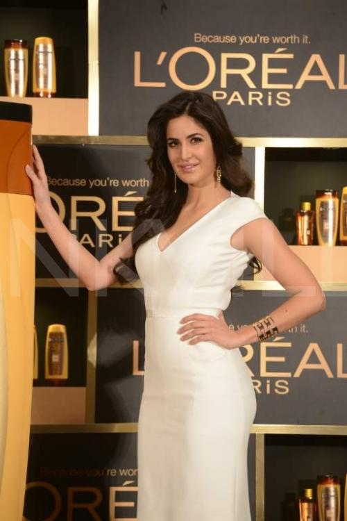 katrina kaif   loreal paris press conference pinkvilla
