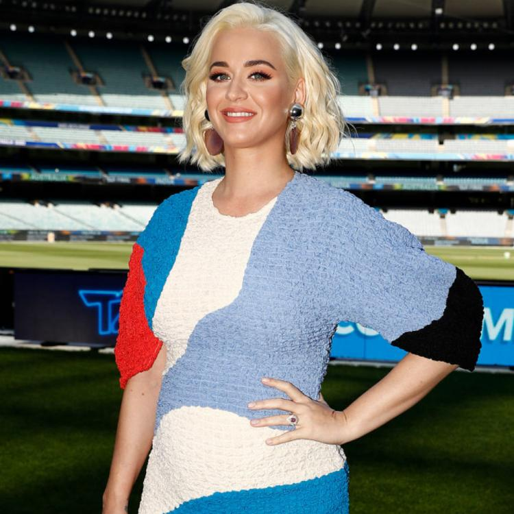 Katy Perry admits she has become emotional during pregnancy; Says she cries doing simple tasks