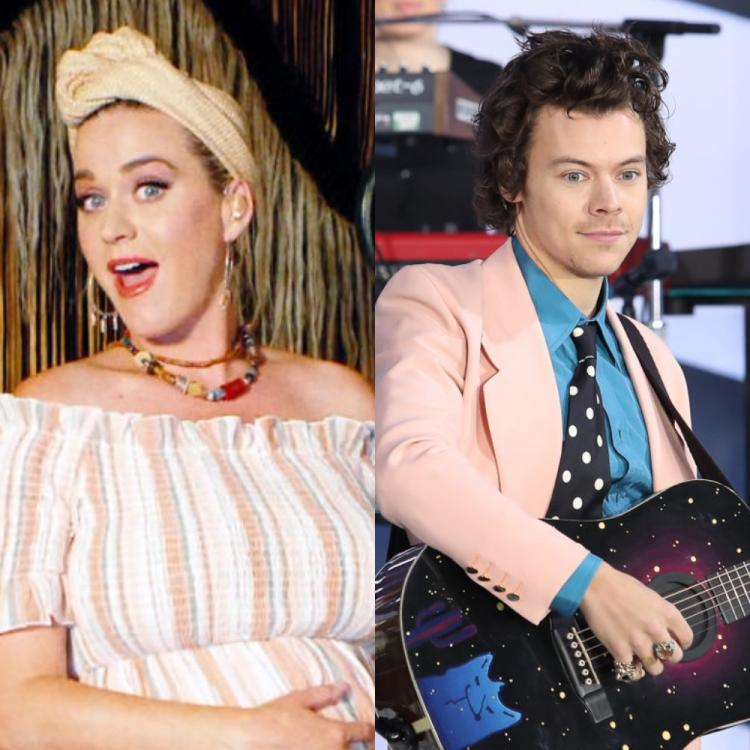 Katy Perry calls Harry Styles a 'gentleman' as she recounts the way he reacted to her pregnancy news