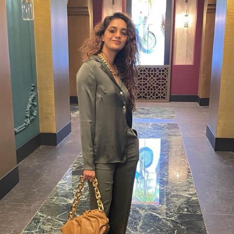 Keerthy Suresh flaunts her style and swag in THESE throwback photos from her Dubai vacation