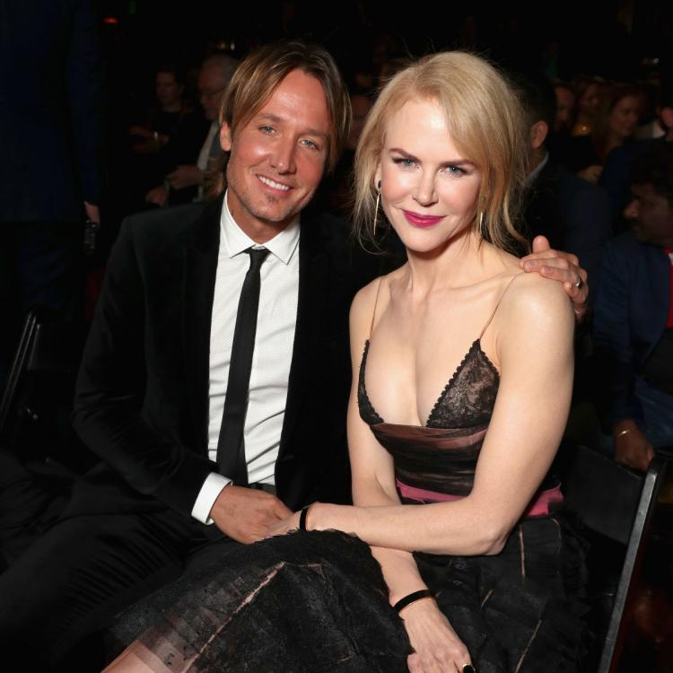 Keith Urban says his wife Nicole Kidman is 'the one that I was searching for my whole life'
